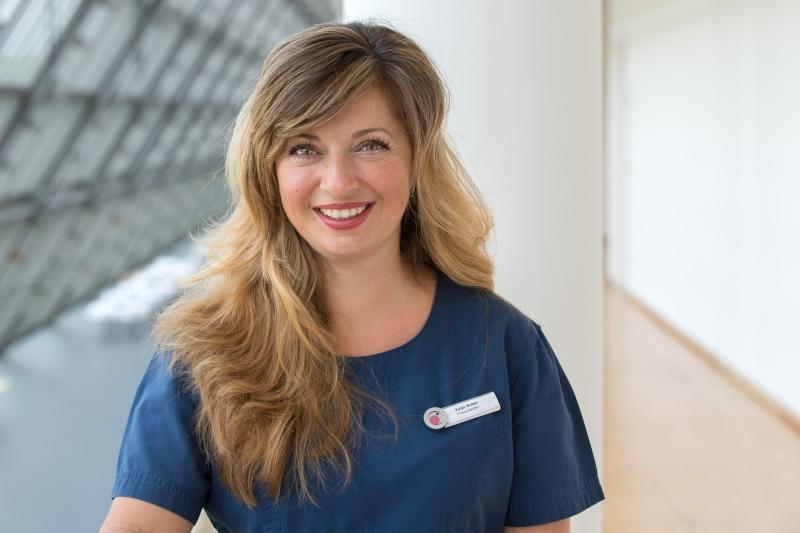 Katja Weber - Fachärztin für Frauenheilkunde u. Geburtshilfe