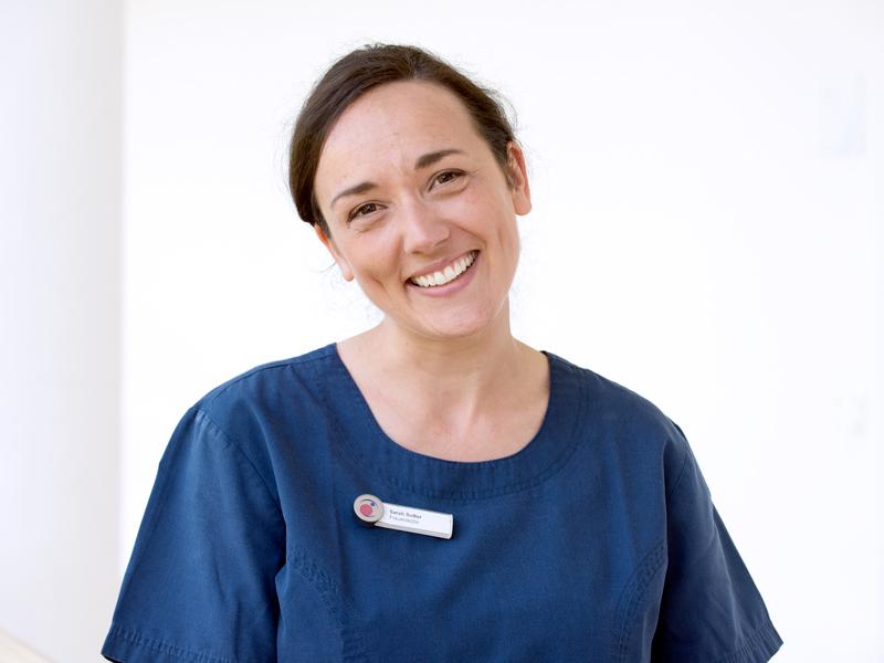 Sarah Suttor - Fachärztin für Frauenheilkunde u. Geburtshilfe