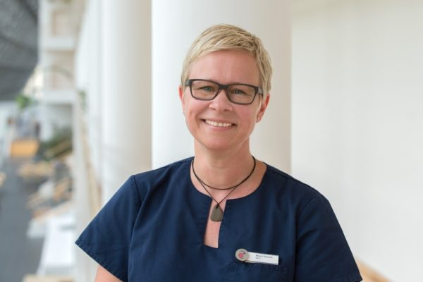 Nicole Schmelz - Medizinische Fachangestellte