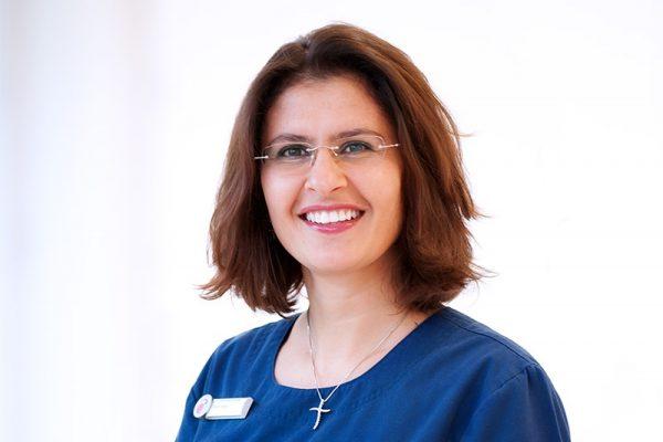 Nahrin Hanna - Medizinische Fachangestellte