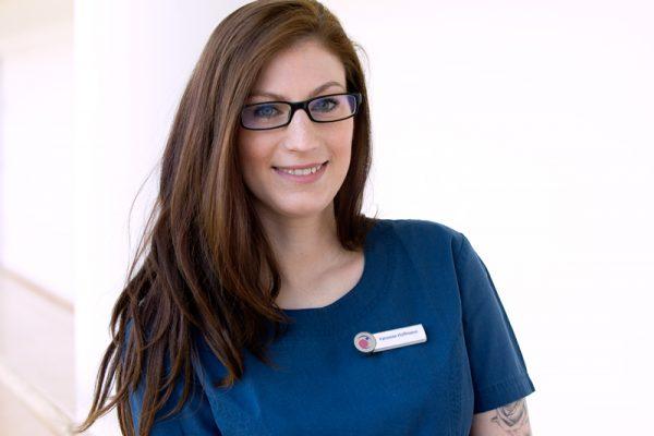 Vanessa Barsnick - Medizinische Fachangestellte